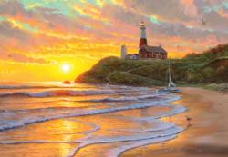 Perfect Day Sunrise/Sunset Jigsaw Puzzle