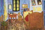 Bedroom in Arles Impressionism Jigsaw Puzzle