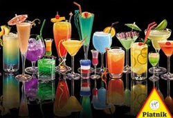 Cocktails Cocktails / Spirits Jigsaw Puzzle