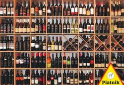 Wine Gallery Cocktails / Spirits Jigsaw Puzzle