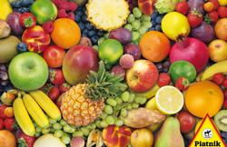 Fruit - Scratch and Dent Collage Jigsaw Puzzle
