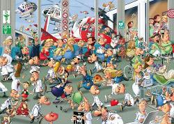 Accidents and Emergencies People Jigsaw Puzzle