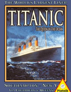 Titanic Boats Jigsaw Puzzle