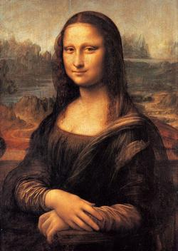 Mona Lisa Renaissance Jigsaw Puzzle