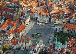Prague Eastern Europe Jigsaw Puzzle
