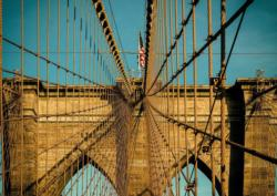 Brooklyn Bridge Photography Jigsaw Puzzle