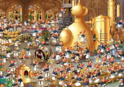 Brewery People Jigsaw Puzzle