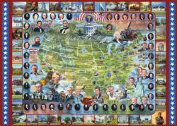United States Presidents United States Jigsaw Puzzle