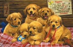 Priceless Puppies Baby Animals Children's Puzzles