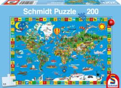 Your Amazing World United States Children's Puzzles