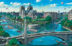 Notre Dame Travel Jigsaw Puzzle