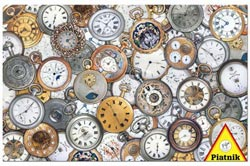 Time Pieces Everyday Objects Jigsaw Puzzle