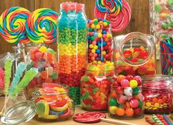 Candy Jars Photography Jigsaw Puzzle