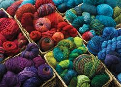 Plenty of Yarn (Small Box) Everyday Objects Jigsaw Puzzle
