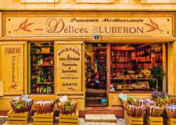 Delicatessen in Provence France Jigsaw Puzzle