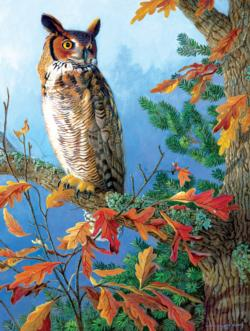 Silent Observer Nature Jigsaw Puzzle