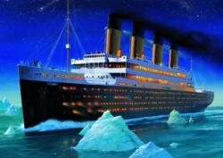 Titanic History Jigsaw Puzzle