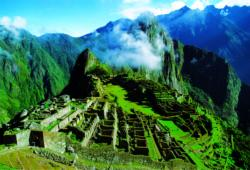 Machu Picchu South America Jigsaw Puzzle