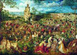 The Road to Calvary Jigsaw Puzzle