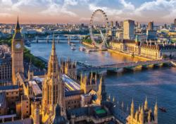 London, England Skyline / Cityscape Jigsaw Puzzle