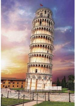 Pisa Tower Leaning Tower of Pisa Jigsaw Puzzle
