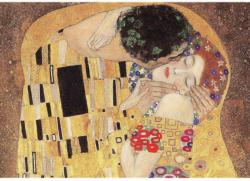 The Kiss Fine Art Jigsaw Puzzle