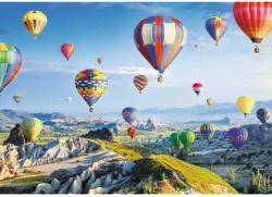 View Of Cappadocia Europe Jigsaw Puzzle