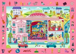 Observation Opera Music Children's Puzzles