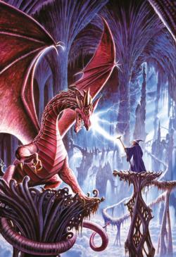 Dragon Fantasy Jigsaw Puzzle