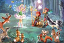 Ballet Solo Other Animals Jigsaw Puzzle