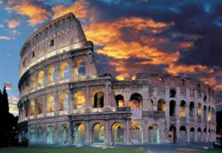 The Colosseum in Rome Photography Jigsaw Puzzle