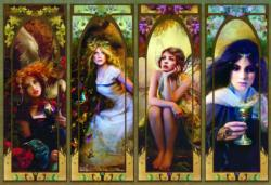 Montage, Fantasy Fantasy Jigsaw Puzzle