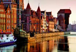Gdansk, Poland Eastern Europe Jigsaw Puzzle