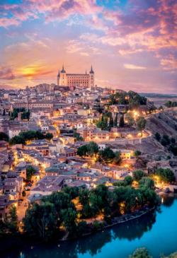 Toledo, Spain - Scratch and Dent Spain Jigsaw Puzzle