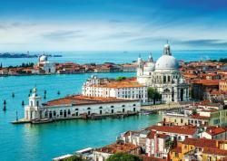 Venice, Italy / Venise, Italie Italy Jigsaw Puzzle