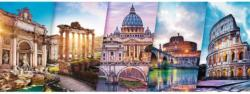 Traveling To Italy Italy Panoramic Puzzle