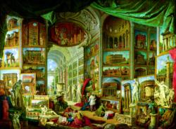 Antiquity Fine Art Jigsaw Puzzle
