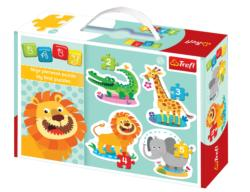 Safari Elephants Multi-Pack