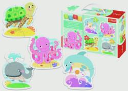 Ocean Under The Sea Children's Puzzles