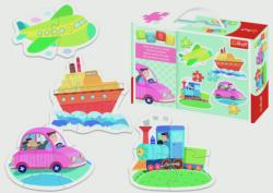Vehicles Cartoons Multi-Pack