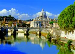 Vatican, Rome, Italy Lakes / Rivers / Streams Jigsaw Puzzle