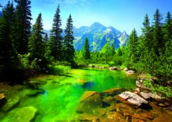Tatras Mountains Eastern Europe Jigsaw Puzzle