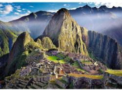 Historic Sanctuary Of Machu Picchu Photography Jigsaw Puzzle