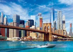 View Of New York Photography Jigsaw Puzzle