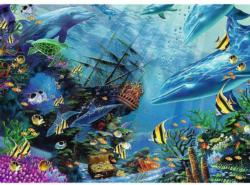 Hidden Treasure Fish Jigsaw Puzzle