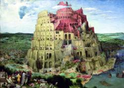 Tower of Babel Religious Jigsaw Puzzle