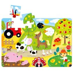Suuuper Size On the Farm Farm Animals Children's Puzzles