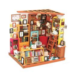 Study Domestic Scene 3D Puzzle