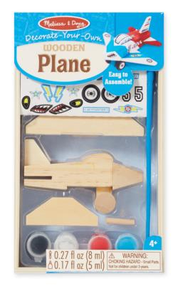 DYO Airplane Planes Arts and Crafts