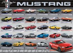 Ford Mustang Evolution 50th Anniversary Pattern / Assortment